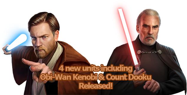 Kenobi & Dooku - SWFA