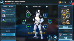 SWGoH - First Order Executioner