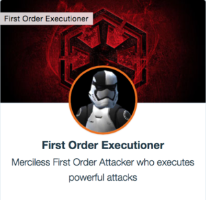 First Order Executioner - SWGoH