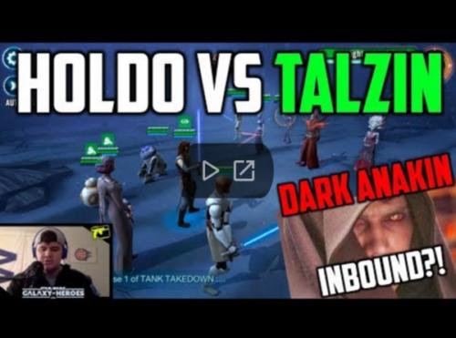 Hold vs Talzin - SWGoH