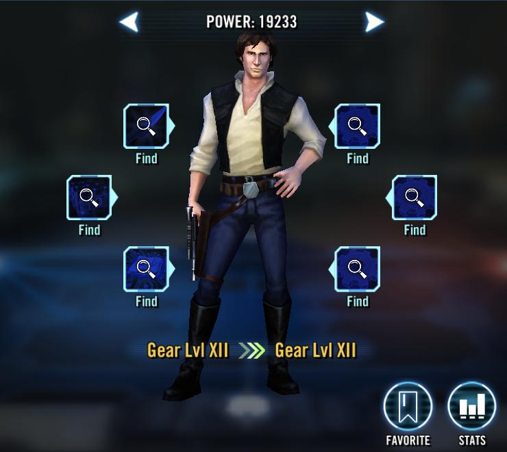 SWGoH - Han Solo