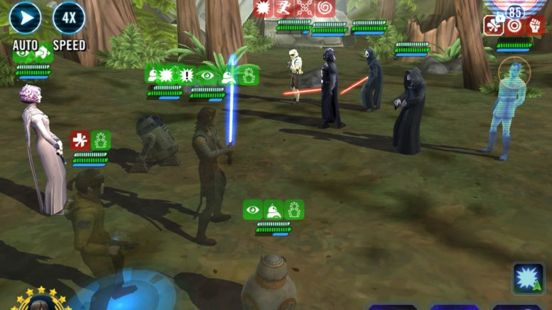 SWGoH Zeta Review: BB-8 | Gaming-fans com