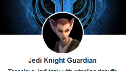Jedi Knight Guardian - SWGoH