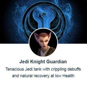 Jedi Knight Guardian - SWGoH