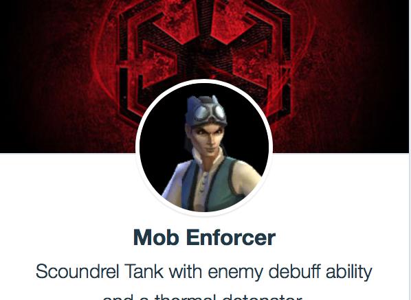 Mob Enforcer - SWGoH