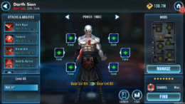 SWGoH - Darth Sion