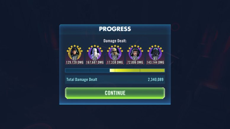 SWGoH - Imperial Troopers - Phase 2 - STR