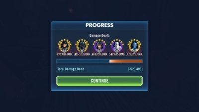 Fáze Sith Raid 3 - SWGoH