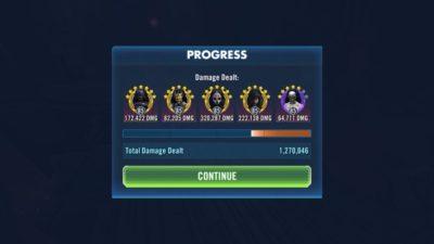 SWGoH Sith Raid Phase 3
