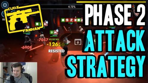SWGoH - STR Phase 2