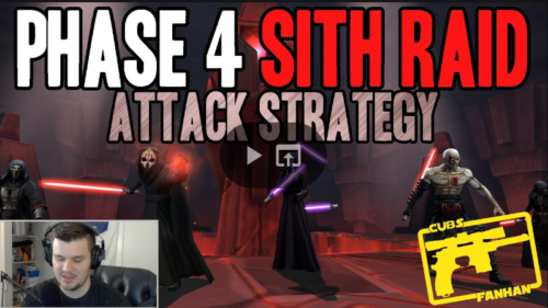 SWGoH - STR Phase 4