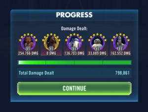 SWGoH Sith رائد - Droids