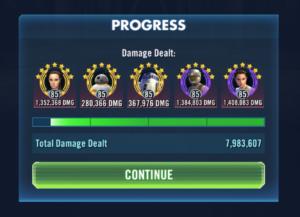 RJT in Sith Raid - SWGoH