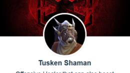 SWGoH - Tusken Shaman