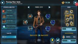 SWGoH - Young Han Solo