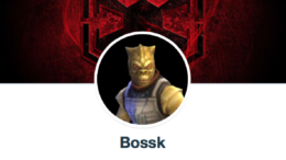 SWGoH - Bossk