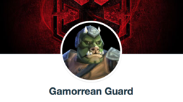 SWGoH - Gamorrean Guard