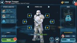 SWGoH - Σειρά Trooper