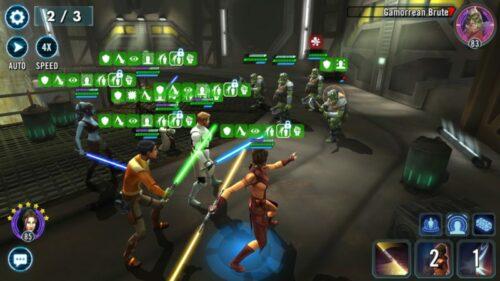 SWGoH - Bastila s Jedi