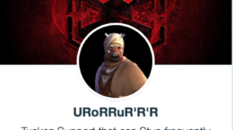 Tusken URoRRuR'R'R  -  SWGoH