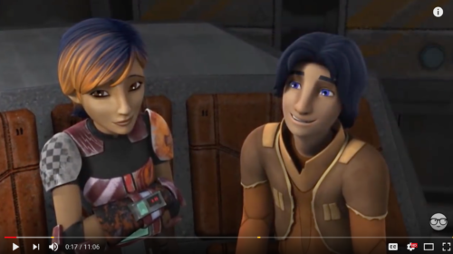 SWGoH - Ezra Bridger