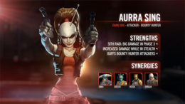 SWGoH - Aurra Sing