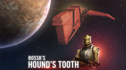 SWGoH - Bossk - Tooth of the Tooth