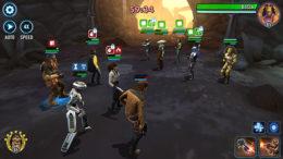SWGoH - Scoundrels & Bounty Hunters