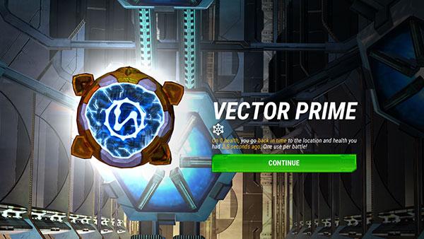 TFEW - Vector Prime Core