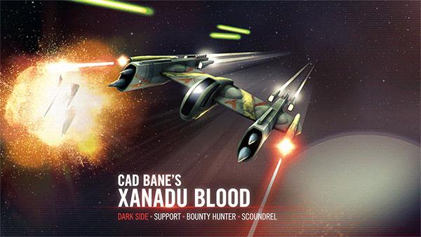 SWGoH - Xanadu Blood