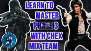 SWGoH - Sith Raid - Chex Mix