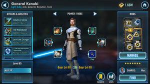 SWGoH - General Kenobi