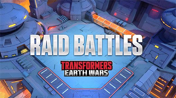 معارك TFIDE RAID