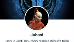 SWGoH - Juhani