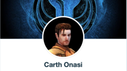 SWGoH - Carth Onasi
