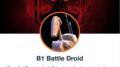 B1 Battle Droid - SWGoH