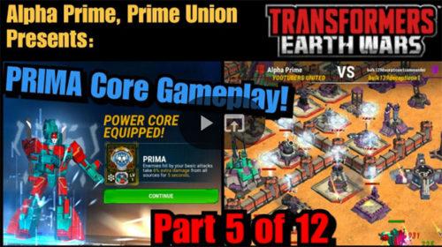 Prima Prime Core - TFEW