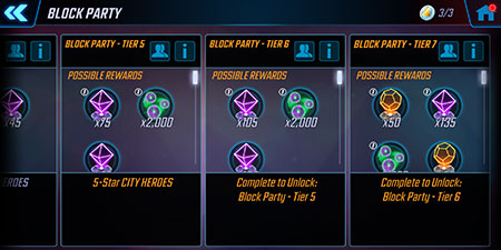 MSF - Block Party Event