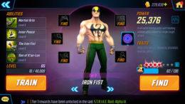 Iron Fist - Läkare Utan Gränser