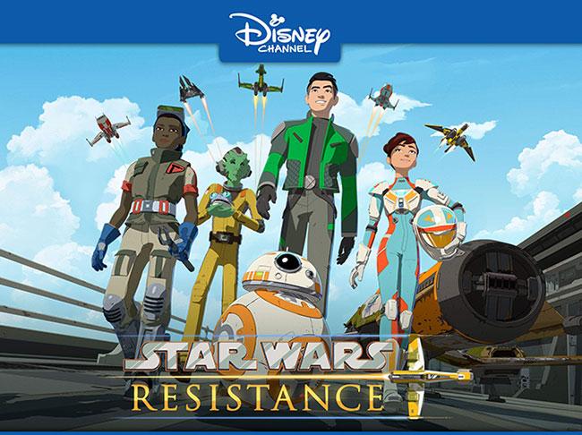 SWGoH: Star Wars Resistance