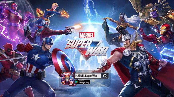 Förundra Super War