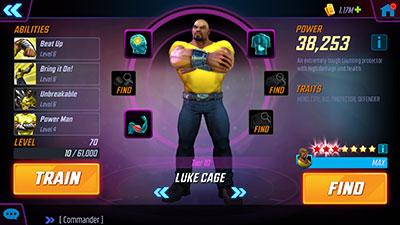 MSF - Luke Cage