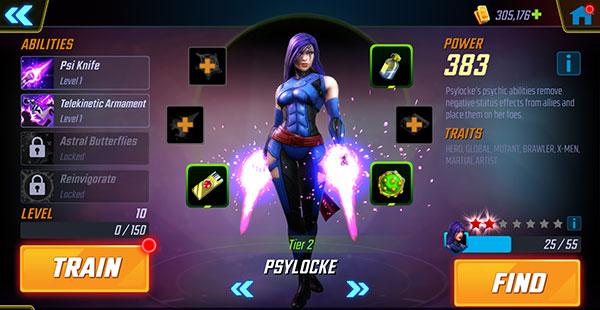 MSF - Psylocke