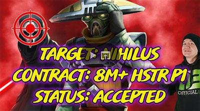 Fase 1 HSTR - Embo Bounty Hunters