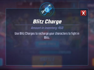 MSF - Blitz Charge