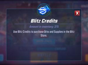 MSF - Blitz Credits