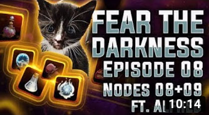 MSF - Fear The Darkness 8 & 9