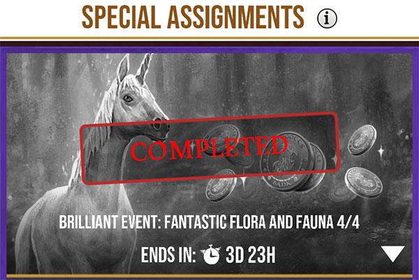 HPWU - Flora & Fauna Special Event