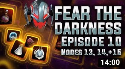 MSF - Fear The Darkness Mission 13, 14 & 15 - Khasino