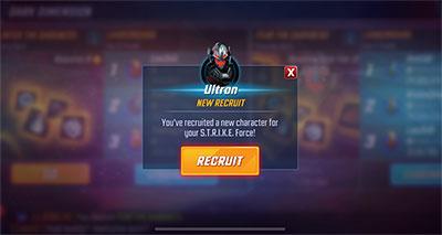 MSF - Unlocking Ultron